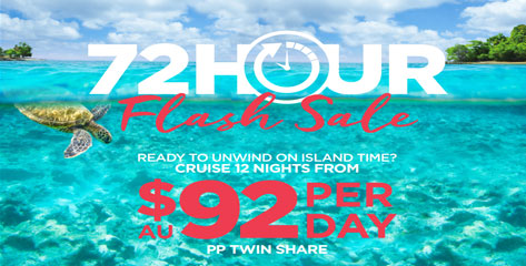 Royal Caribbean 72 Hour Sale
