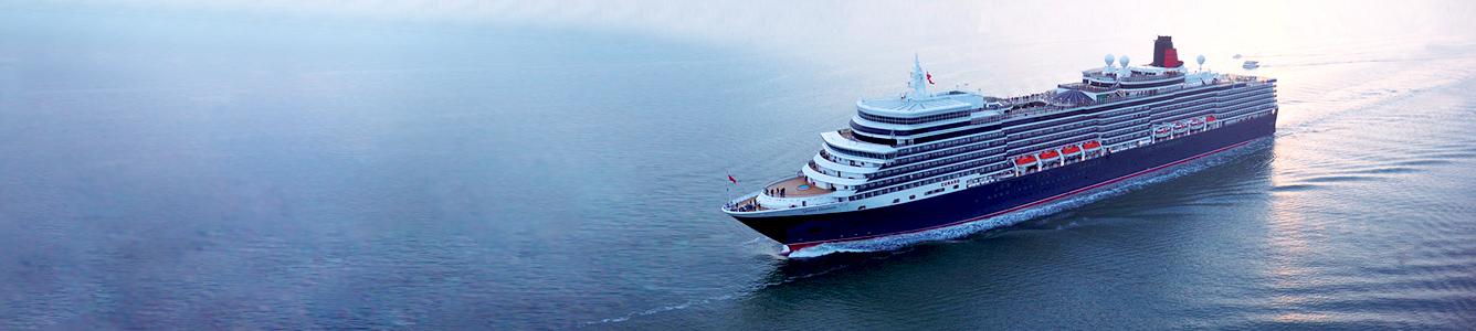 Queen Elizabeth Cruises 2018